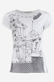 Kalisson from GIVEC T-Shirt Round Neck