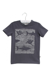 Wheat T-Shirt Sea Life - Front cropped