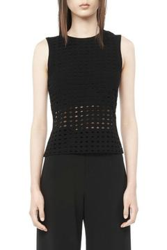 T by Alexander Wang Circular Jersey Tanktop - Product List Image