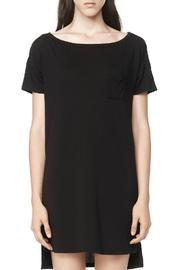 T by Alexander Wang Classic Boatneck Dress - Side cropped