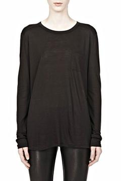 T by Alexander Wang Classic Longsleeve Pocket - Product List Image