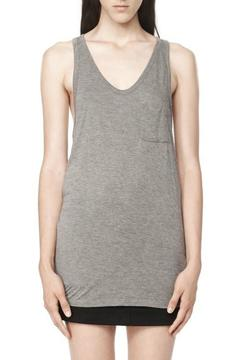 T by Alexander Wang Classic Tank Pocket - Product List Image