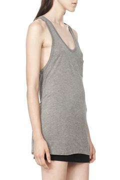 T by Alexander Wang Classic Tank Pocket - Alternate List Image