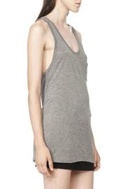 T by Alexander Wang Classic Tank Pocket - Back cropped