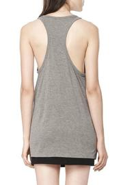 T by Alexander Wang Classic Tank Pocket - Front full body