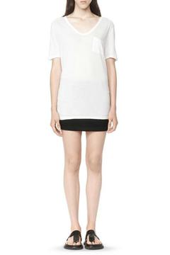 T by Alexander Wang Classic Tee Pocket - Alternate List Image