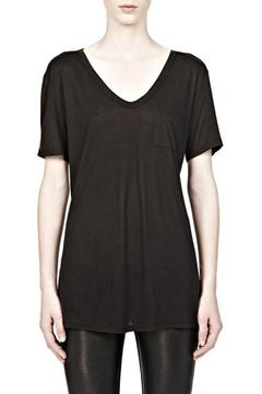 T by Alexander Wang Classic Tee Pocket - Product List Image