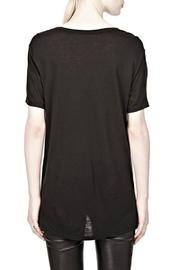 T by Alexander Wang Classic Tee Pocket - Front full body