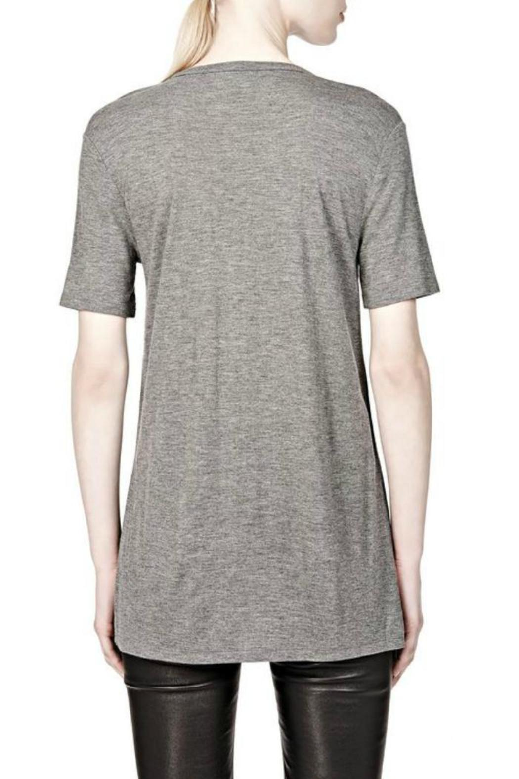 T by Alexander Wang Classic Tee Pocket - Front Full Image