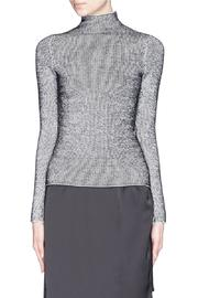 T by Alexander Wang Knit Turtleneck Sweater - Product Mini Image