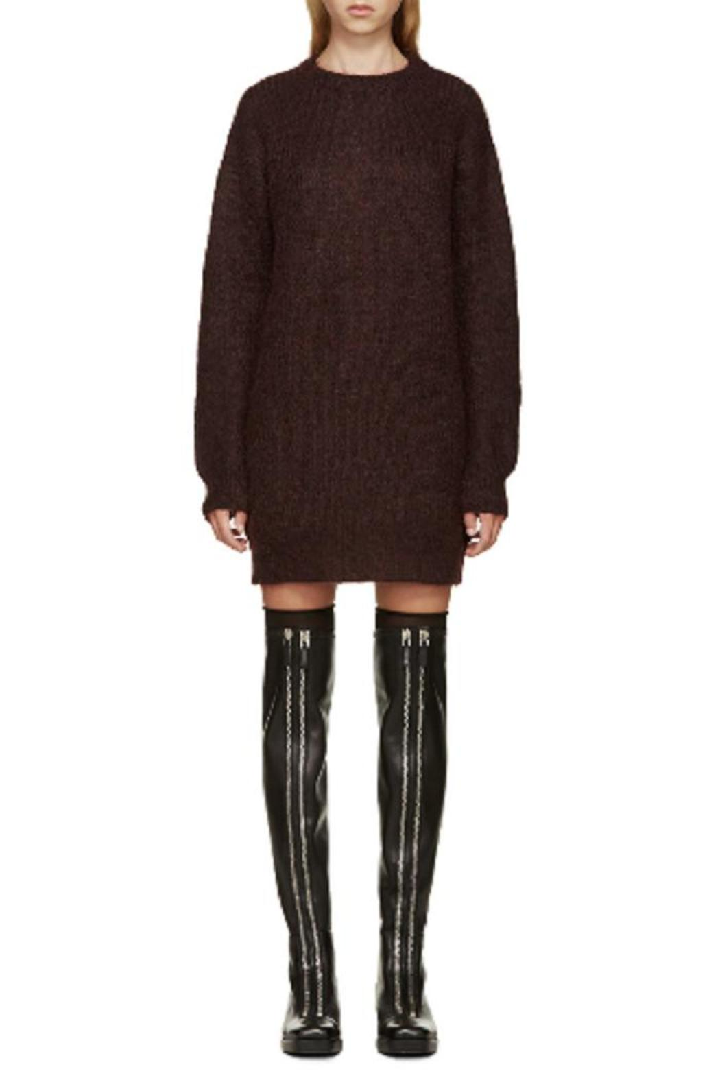 T by Alexander Wang Mohair Tunic Sweater Dress from Canada by ...