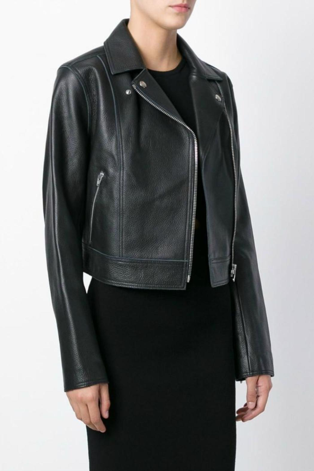 Shop leather jackets