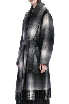 T by Alexander Wang Shawl Collared Coat - Product List Image