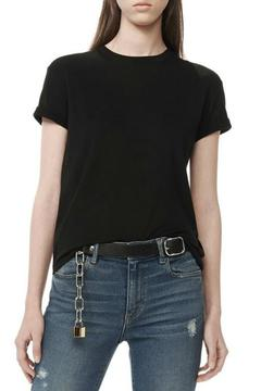 T by Alexander Wang Superfine Crewneck Tee - Product List Image