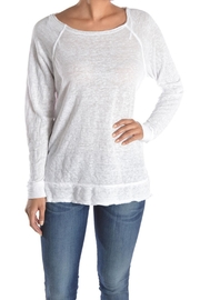 T Party Burnout Sweatshirt - Product Mini Image
