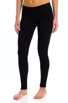 Shoptiques Product: Folded Band Leggings