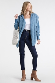 T Party Fuzzy Faux-Fur Jacket - Other