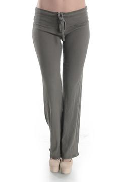 Shoptiques Product: Olive Thermal Pants