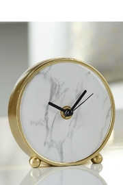 Gift Craft Table Clock - Front cropped