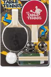 Toysmith Table Top Tennis - Product Mini Image