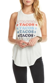 Chaser Tacos Star Tank - Product Mini Image