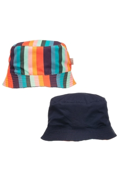 Paul Smith Junior Tada Reversible Sun-Hat - Alternate List Image