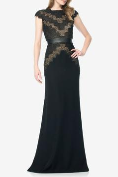 Shoptiques Product: Black Gold Gown