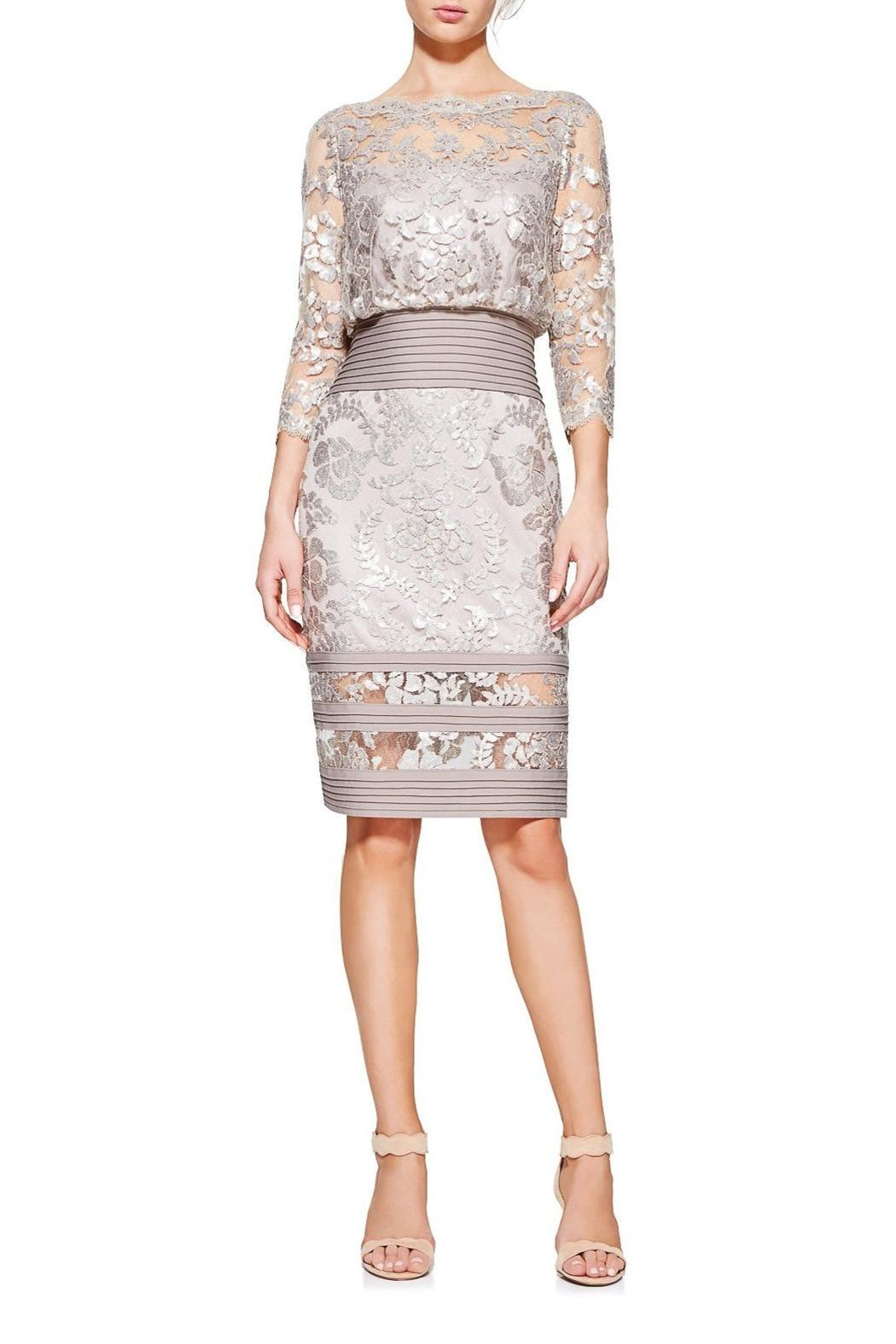Tadashi Shoji Sequin Lace Dress from New Jersey by District 5 ...
