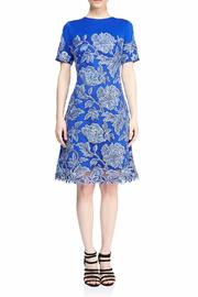 Tadashi Shoji Short Sleeve Dress - Product Mini Image