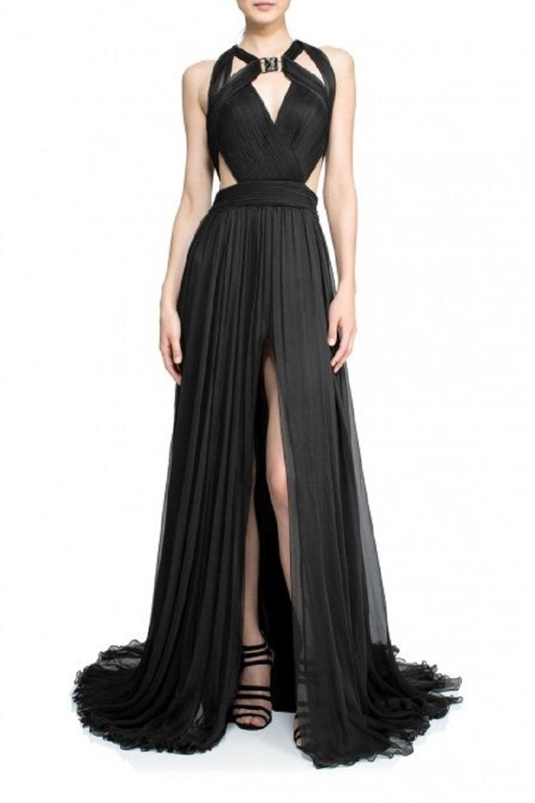 Tadashi Shoji Sleeveless Kendall Gown from New Jersey by District 5 ...