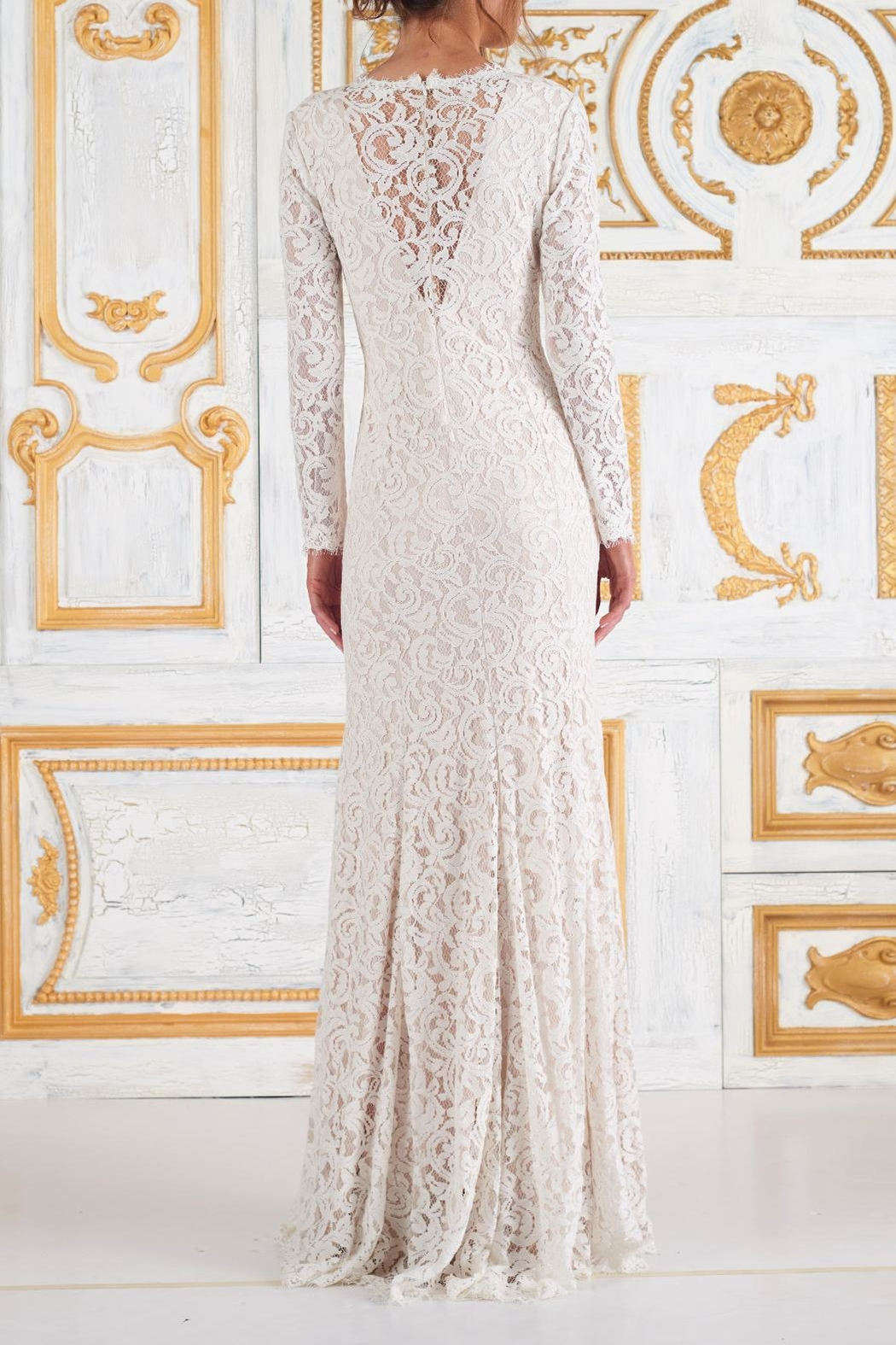 Tadashi Shoji Wedding Gown from New Jersey by District 5 Boutique ...