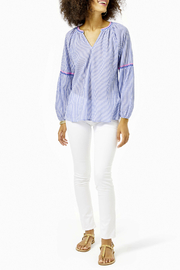 Lilly Pulitzer  Taelynn Striped Top - Other