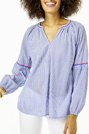 Lilly Pulitzer  Taelynn Striped Top - Product Mini Image