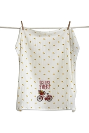 Tag Best-Day-Ever Dishtowel - Front cropped