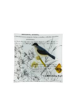 Tag Camellia Glass Plate - Product List Image