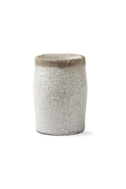 Tag Crackle Glazed Vase - Product Mini Image
