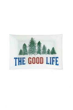 Tag Good Life Glass Tray - Alternate List Image