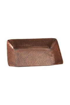 Tag Hammered Copper Tray - Alternate List Image