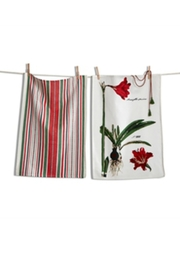 Tag Holiday Dishtowel Set - Front cropped