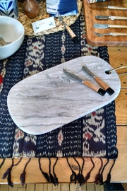 Tag Marble Cheese Board - Front cropped