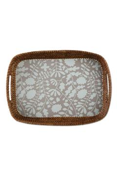 Tag Rattan Tray - Product List Image