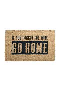 Shoptiques Product: Wine Coir Doormat