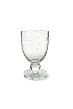 Shoptiques Product: Bubble Glass Goblet