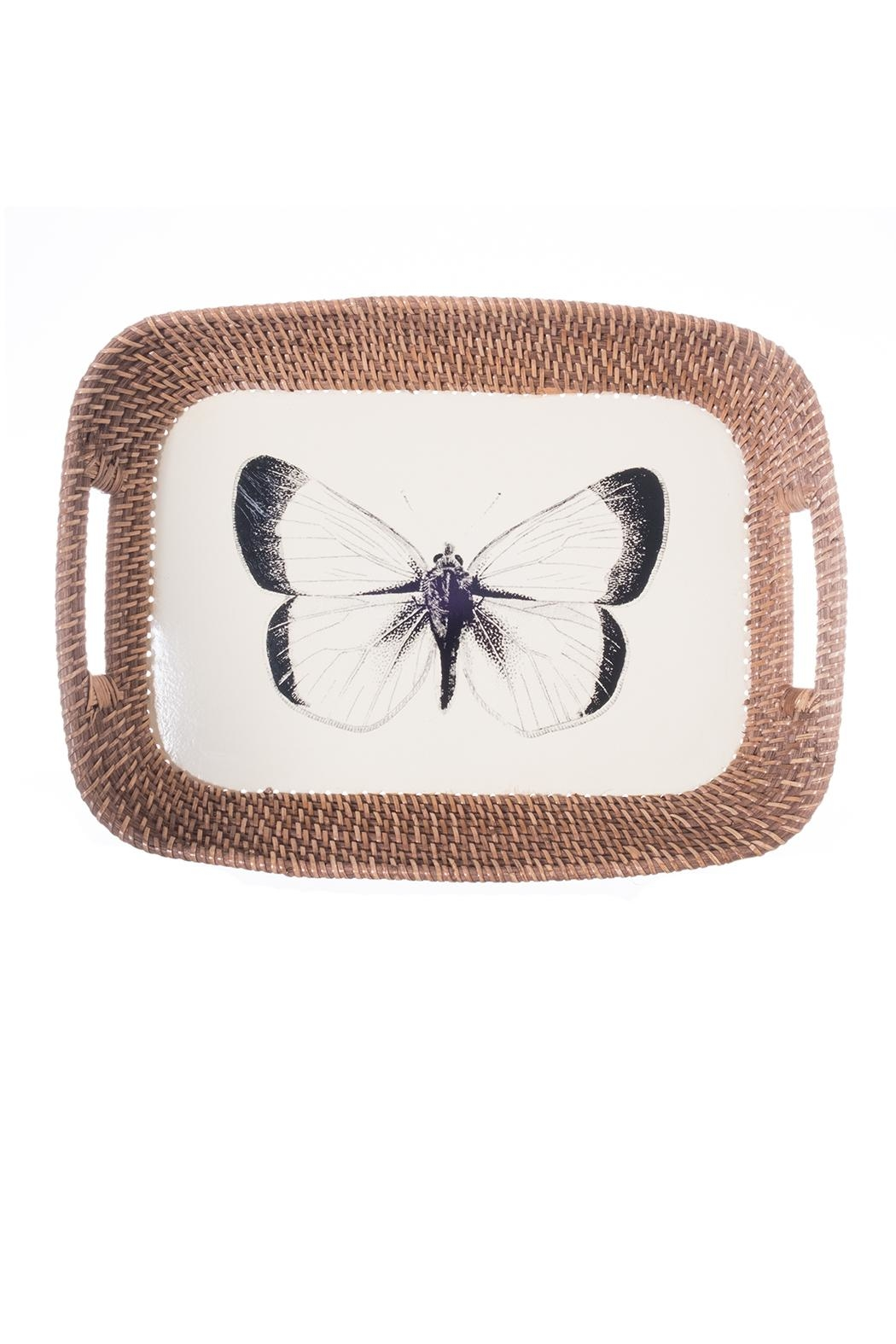 Tag Ltd. Butterfly Tray Basket - Main Image