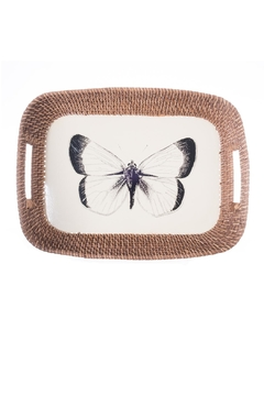 Shoptiques Product: Butterfly Tray Basket