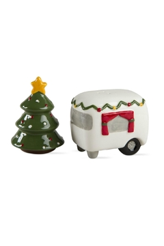 Shoptiques Product: Camper & Tree Salt Pepper