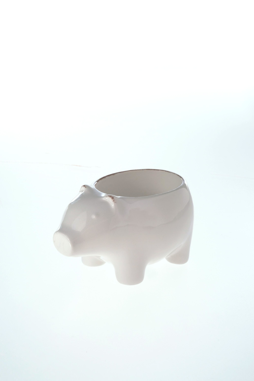 Tag Ltd. Ceramic Pig Bowl - Main Image