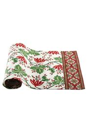 Tag Ltd. Christmas Amaryllis Runner - Front cropped