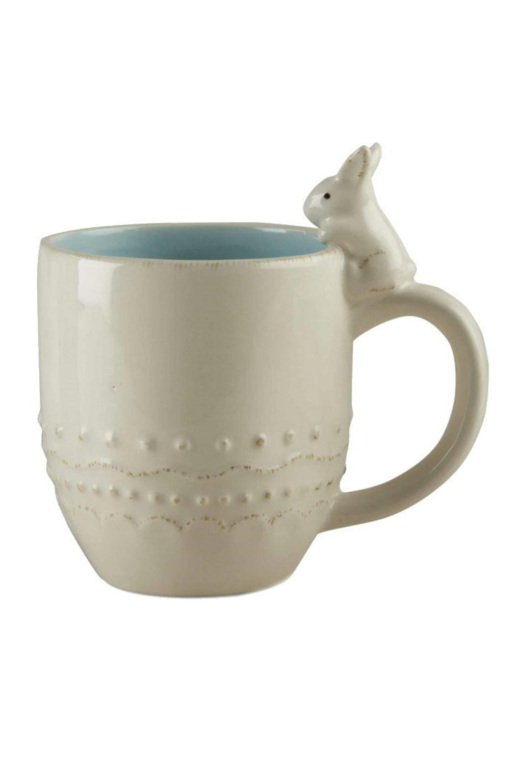 Tag Ltd Embossed Bunny Mug From Omaha By The Afternoon