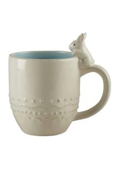 Shoptiques Product: Embossed Bunny Mug